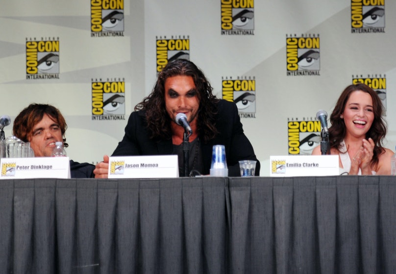 "HBO's ""Game Of Thrones"" Panel - Comic-Con 2011"