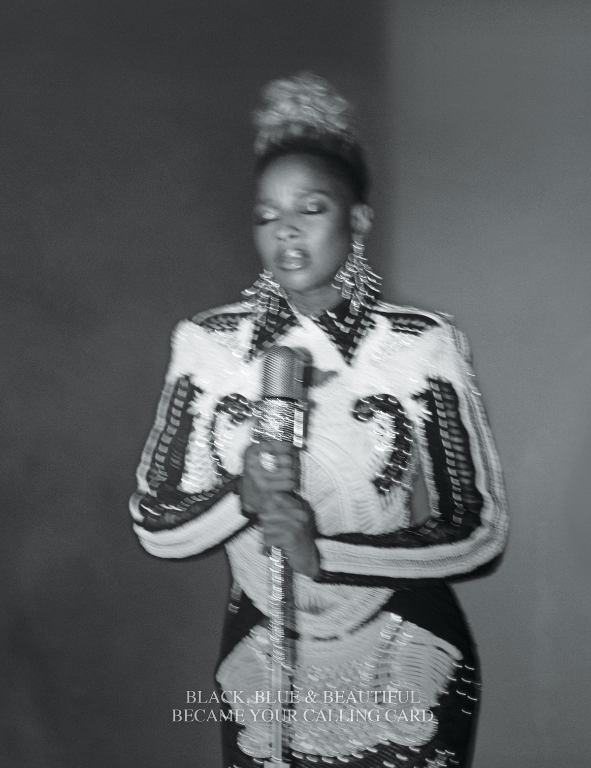 Mary J. Blige - Crowning Glory - December 2017
