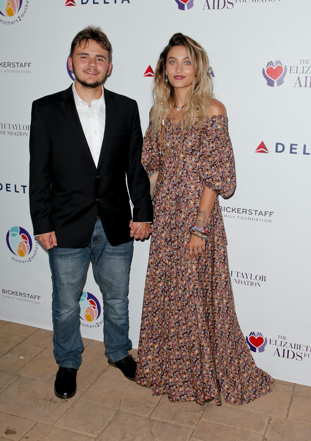 Zac Posen And Paris Jackson Host Event Supporting mothers2mothers And ETAF - Arrivals