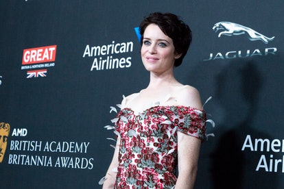 2017 AMD British Academy Britannia Awards Presented by Jaguar Land Rover And American Airlines - Arr...