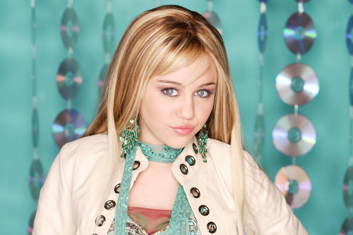 HANNAH MONTANA, Miley Cyrus, (Season 1), 2006-, photo: Bob D'Amico /  © Disney Channel / Courtesy E...