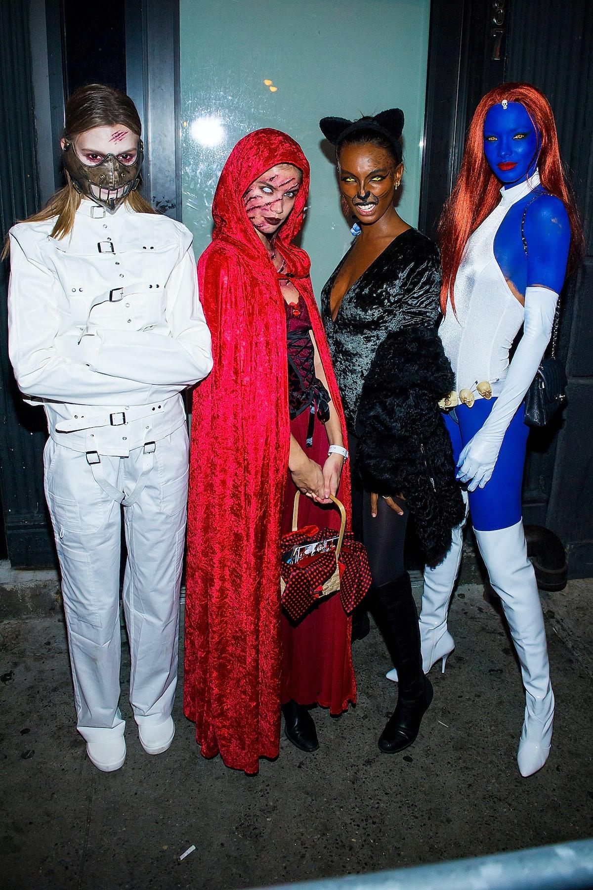 Celebrity Sightings in New York City - October 28, 2017