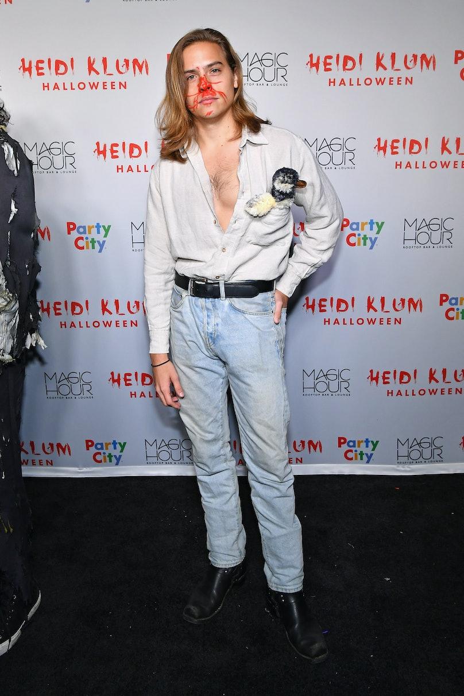 Heidi Klum's 18th Annual Halloween Party - Arrivals