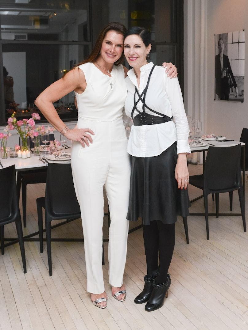 TUMI Hosts Dinner to Celebrate : the Launch of TUMI X Eva Fehren