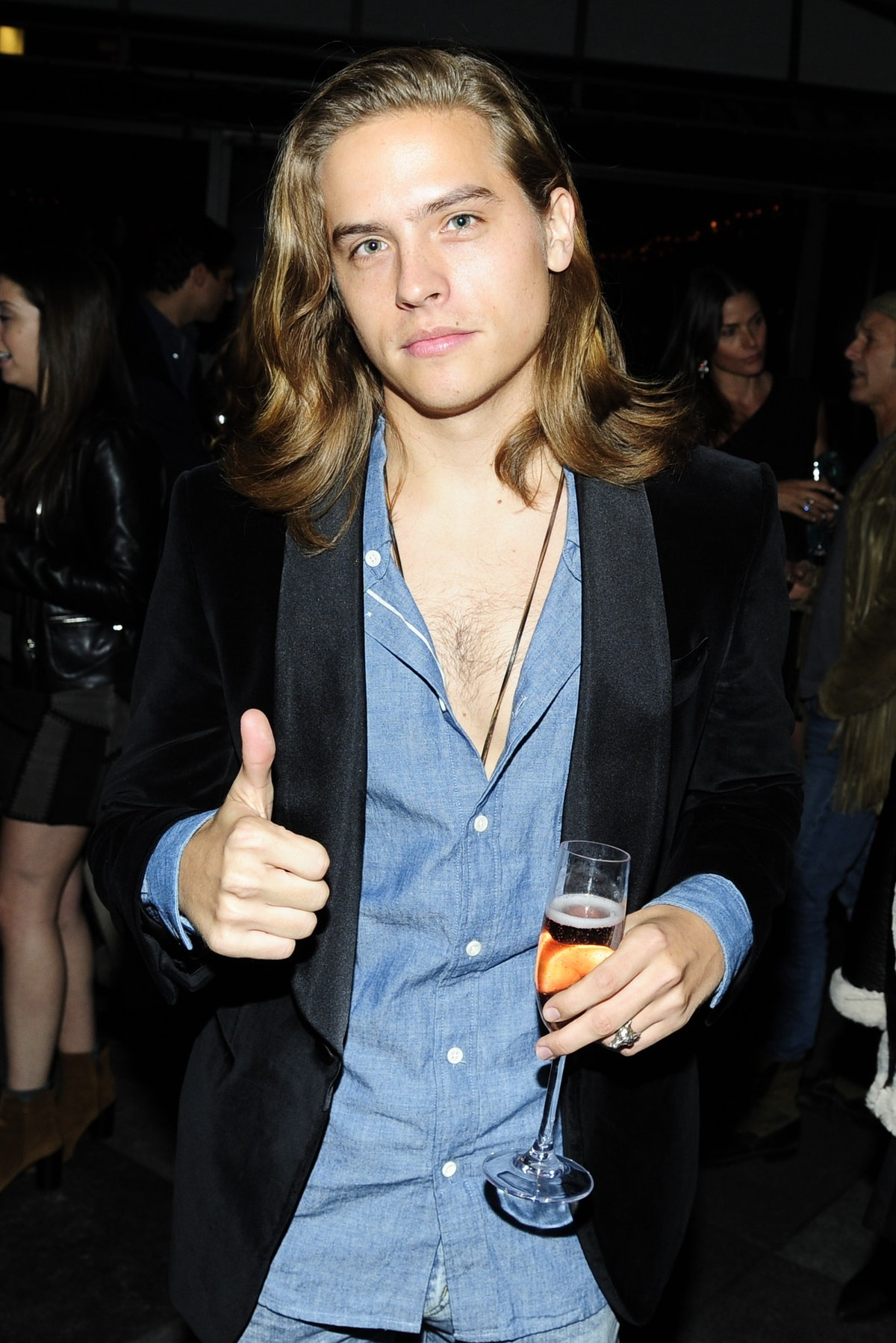 The Cinema Society with FIJI Water, Men's Journal, and Synchrony host the after party for Marvel Stu...