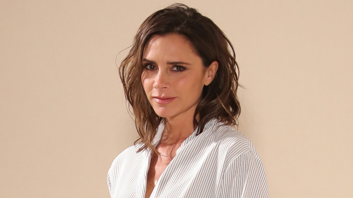 Victoria Beckham Gives Fashion Advice for $2