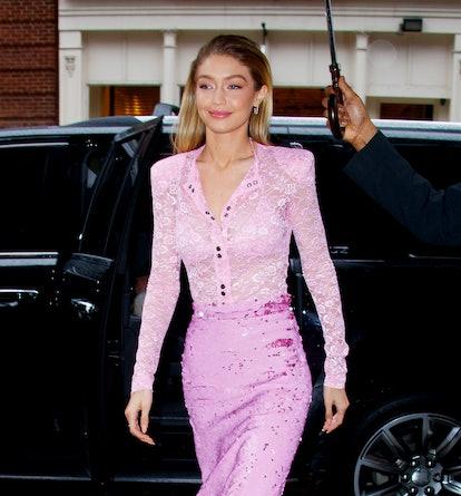Celebrity Sightings in New York City - November 13, 2017