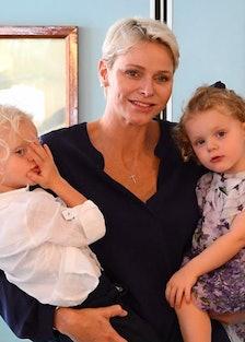 princess charlene and twins.png