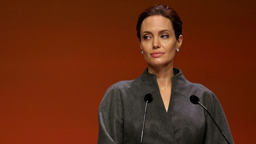 Angelina Jolie Gives an Empowering Speech On Ending Sexual Violence