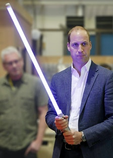 Prince William and Prince Harry Will Star in Upcoming Star Wars Film