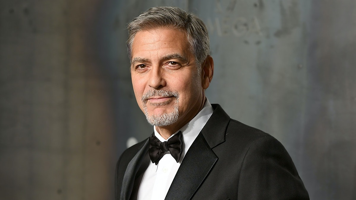 George Clooney Returns to Television 20 Years After 'ER' with 'Catch-22'