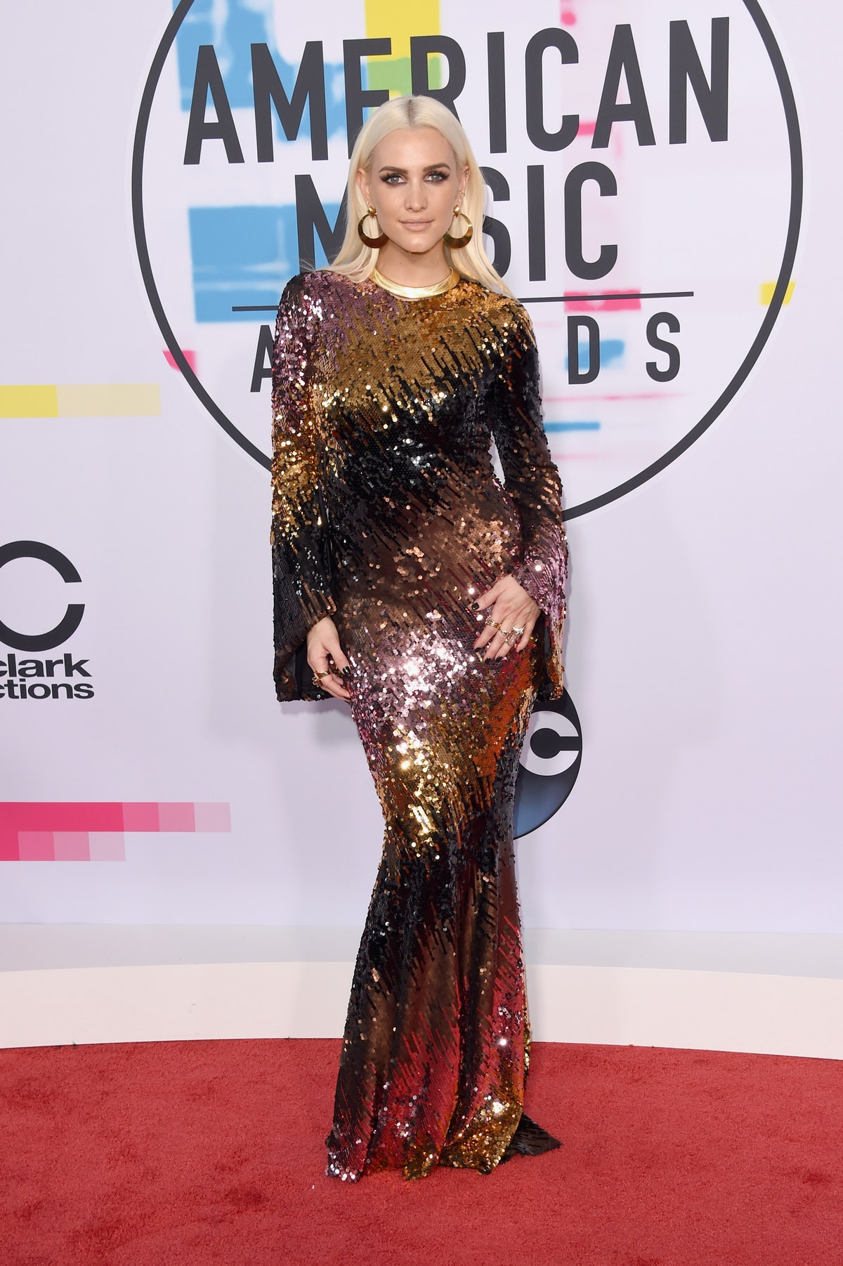 2017 American Music Awards - Arrivals