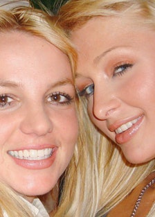 Paris Hilton claims that she and Britney Spears invented the selfie