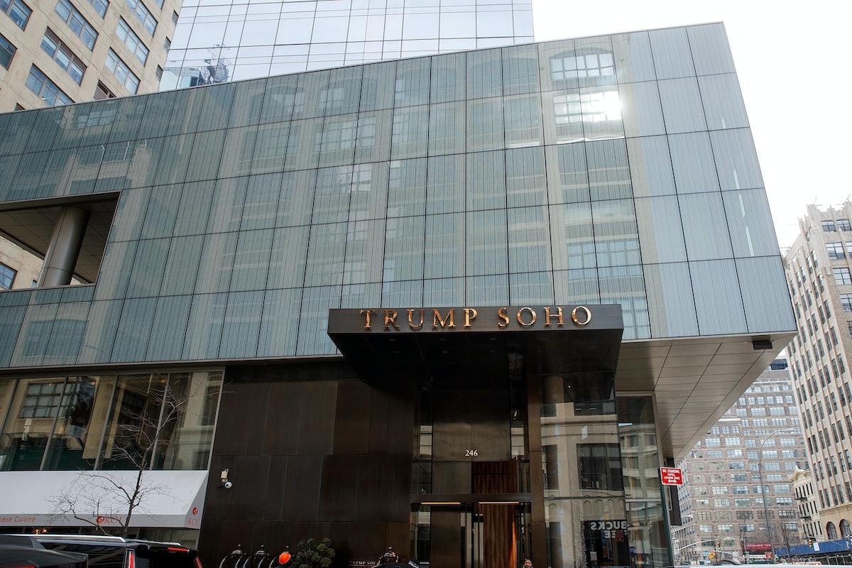 Trump Soho Hotel And Condominium