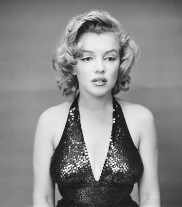 Marilyn Monroe, actress, May 1957.jpg