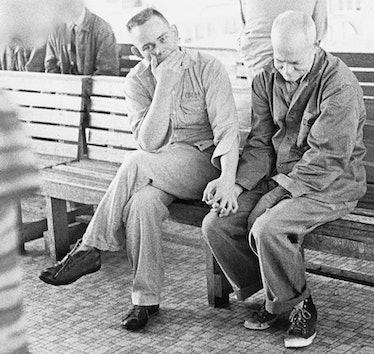 Mental Institution #16, East Louisiana State Mental Hospital, Jackson, Louisiana, February 15, 1963