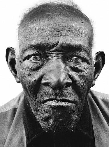 William Casby, born in in slavery, Algiers, Louisiana, March 24, 1963