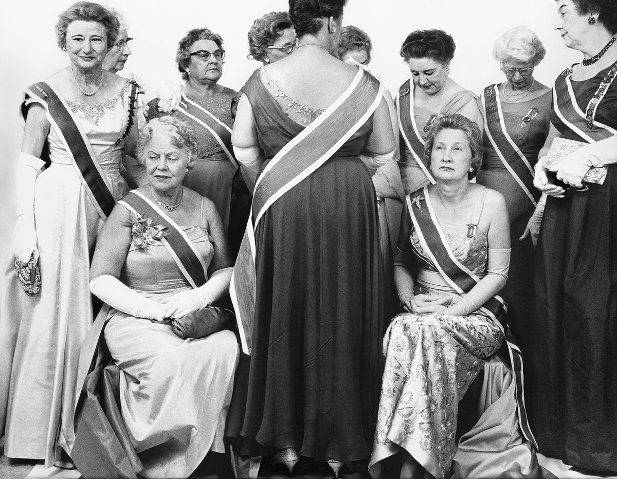 The Generals of the Daughters of the American Revolution, DAR Convention, Mayflower Hotel, Washington D.C., October 15, 1963