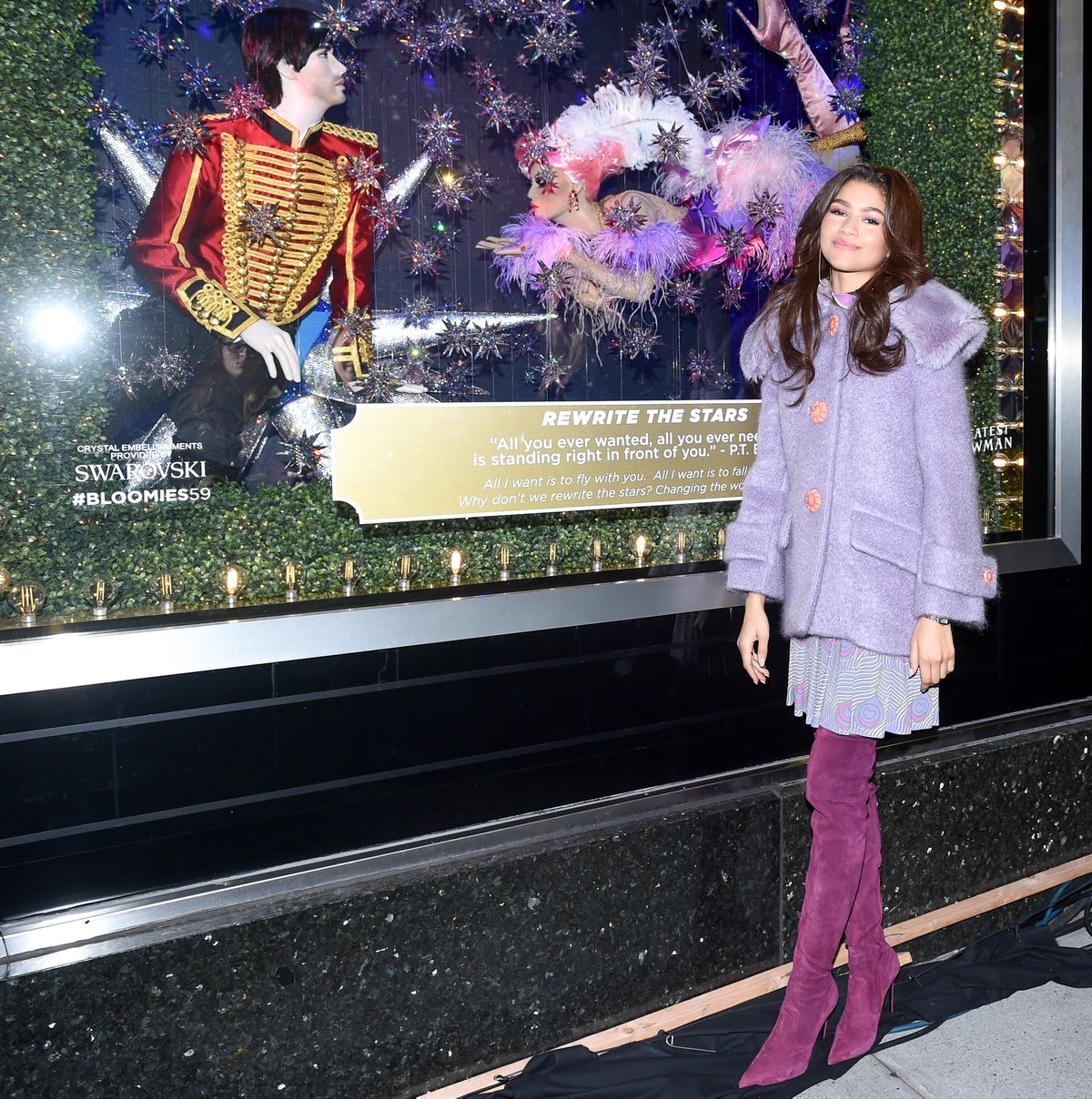 Bloomingdale's 2017: Holiday Window Unveiling