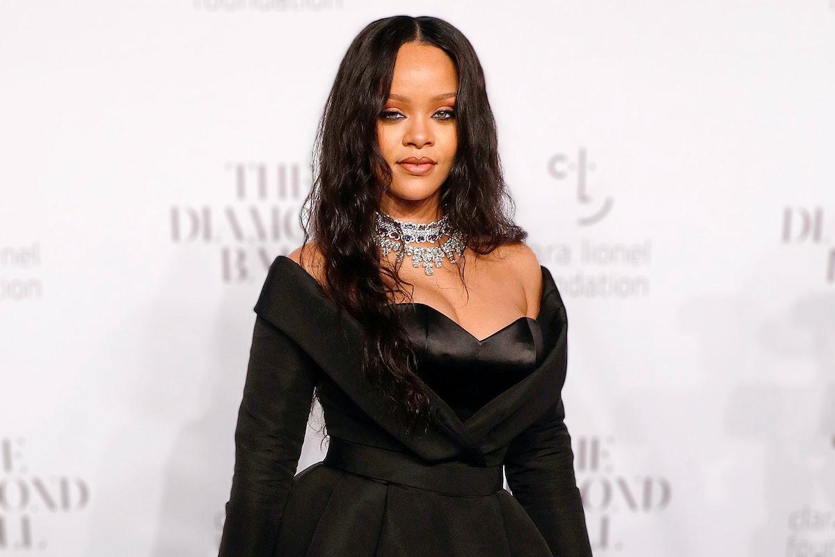 Rihanna On the 'Revenge Dress' and Princess Diana