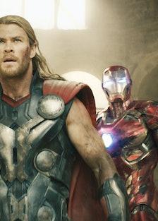 Avengers: Infinity Wars Trailer