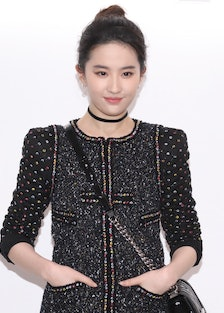 Stars Highlight Release Conference Of Gabrielle Chanel Perfume In Beijing
