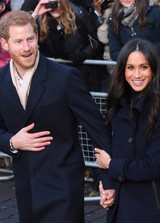 Fan Asks Prince Harry What It's Like to Be with Meghan 'as a Ginger'