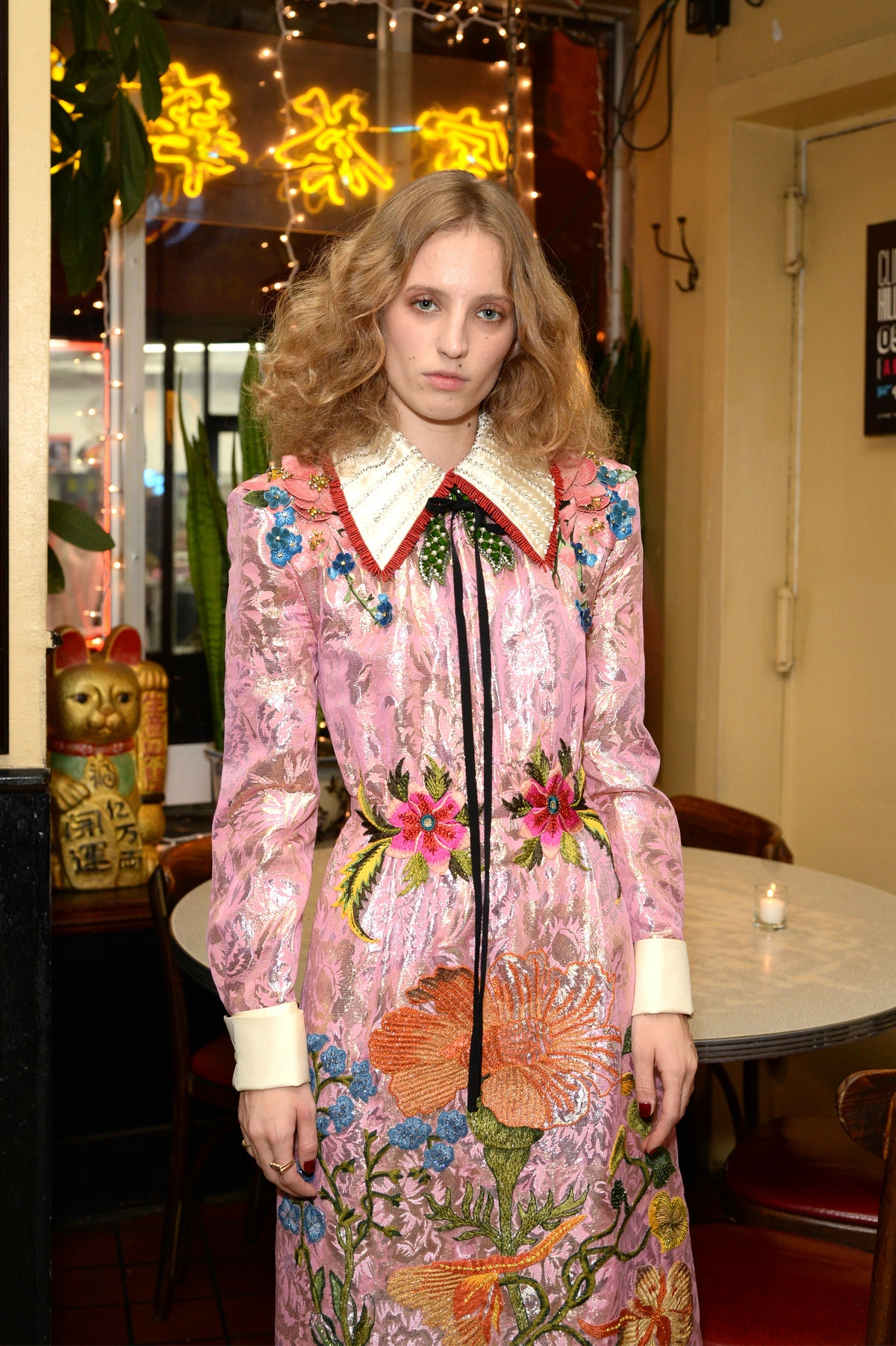 Gucci Celebrates The release Of Petra Collins: Coming of Age