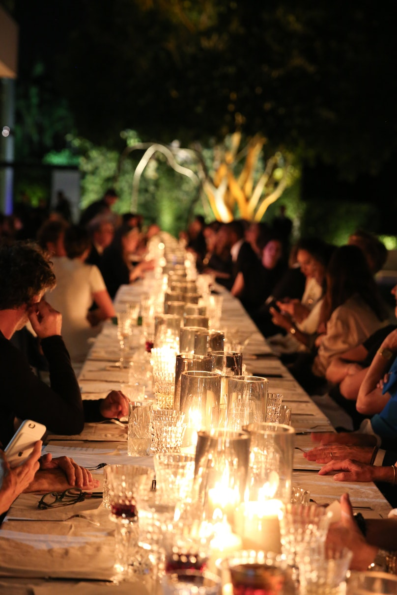 ICA Miami & W Magazine : Private Dinner