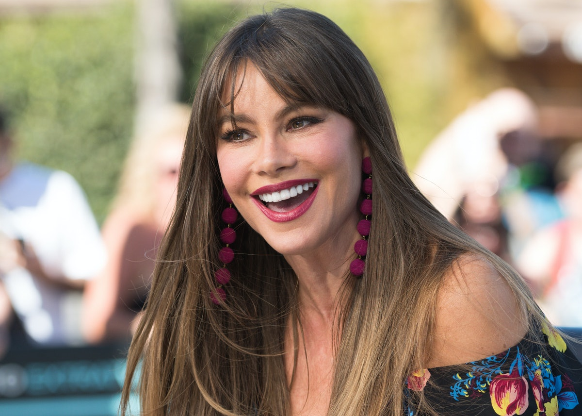 Sofia Vergara's Headshot from Her Modeling Days Is Proof She's Ageless