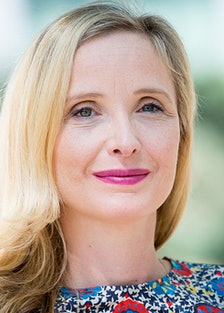 """Actress Julie Delpy Attends """"Lolo"""" Photocall"""