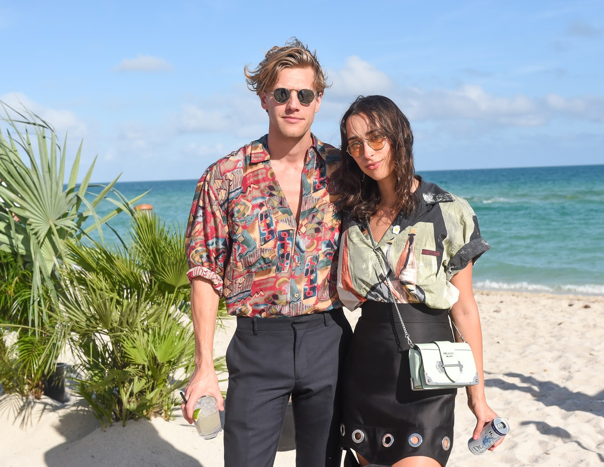 W MAGAZINE AND OLIVER PEOPLES CELEBRATE : THE NEXT WAVE OF COLLECTORS