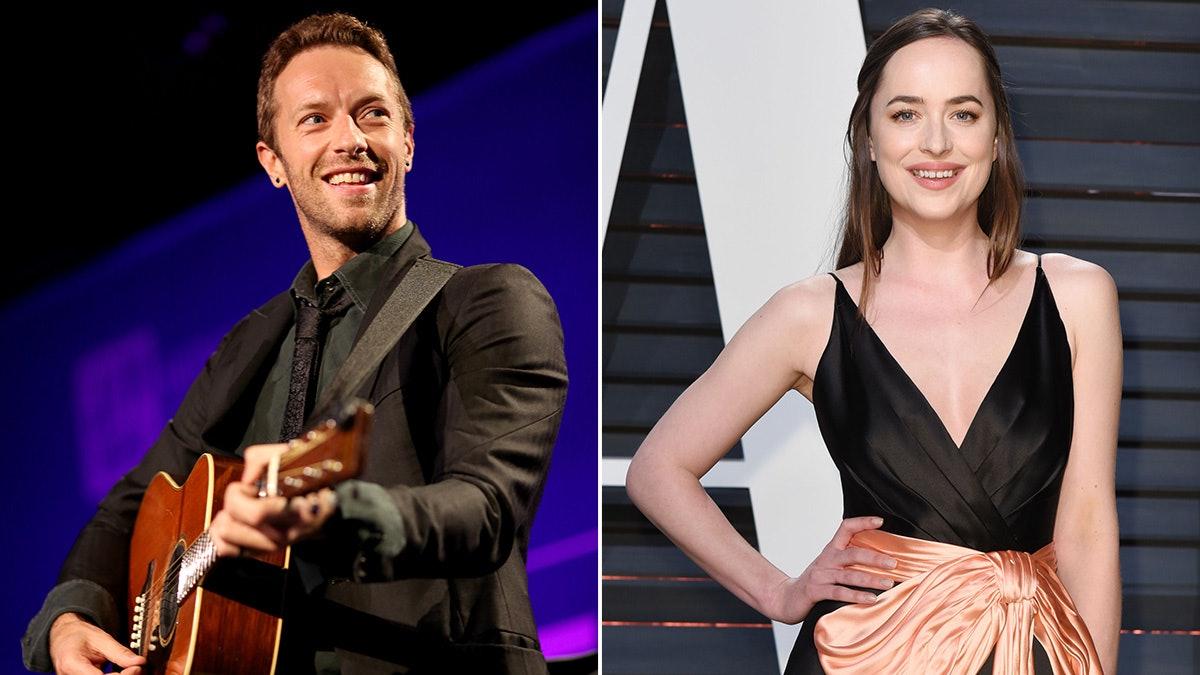 Dakota Johnson and Chris Martin Are 'Definitely Dating'