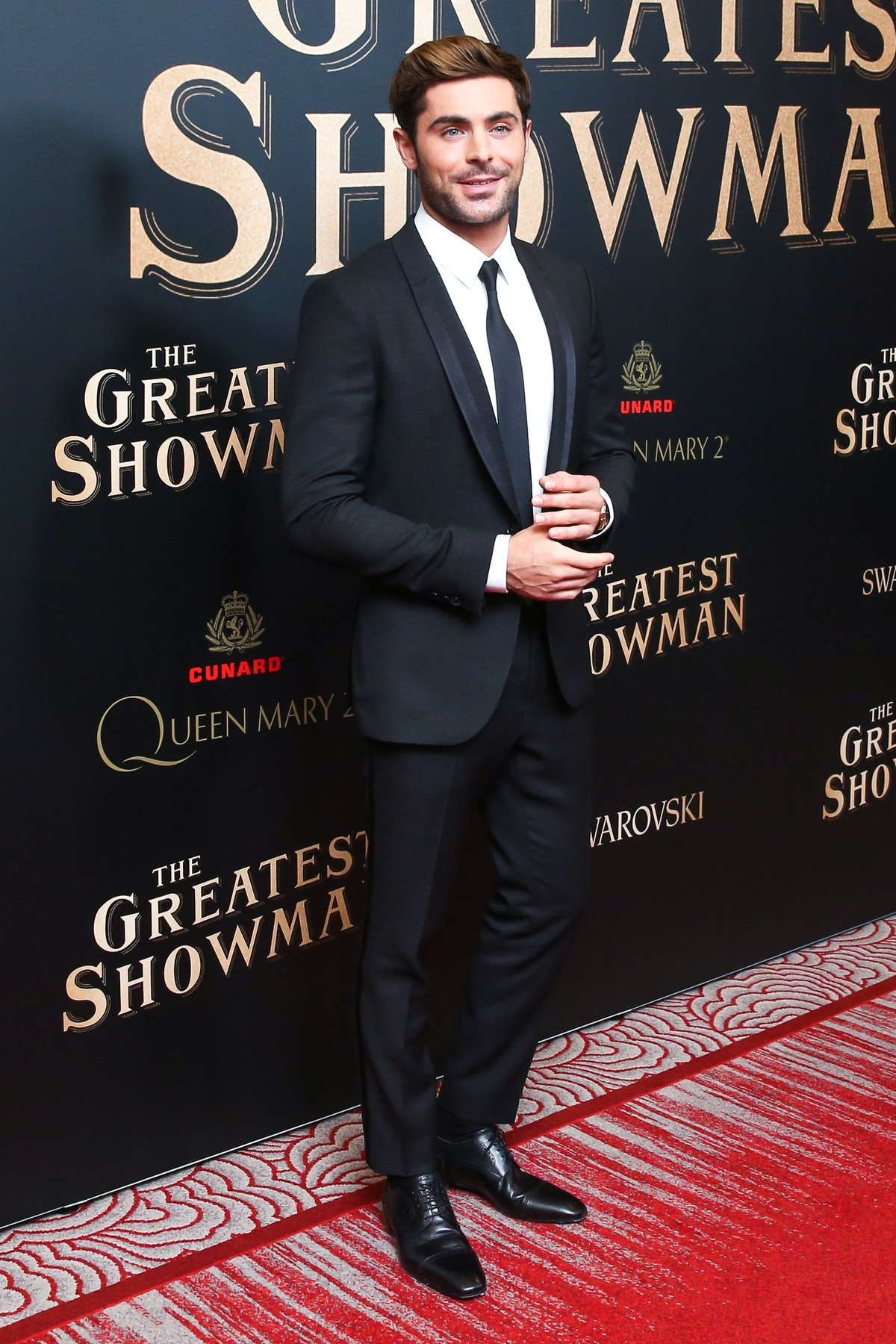 The Greatest Showman World Premiere :Presented by Moët & Chandon