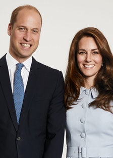 Their Royal Highnesses' Christmas Card