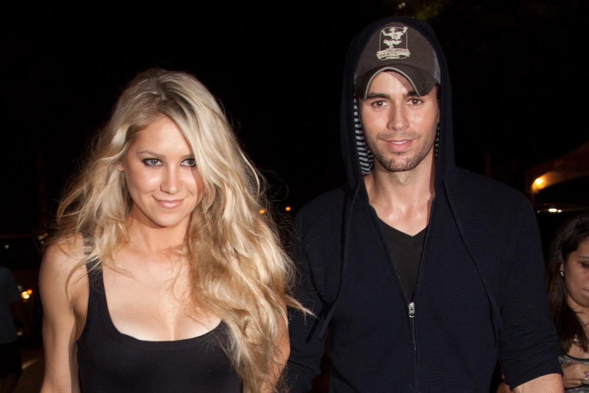 Anna Kournikova & Enrique Iglesias Have Twins After Super Private Pregnancy