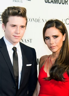 Victoria Beckham Jokingly Blames Chloe Grace Moretz For Son Brooklyn's Unruly Hairstyle: 'What Have ...