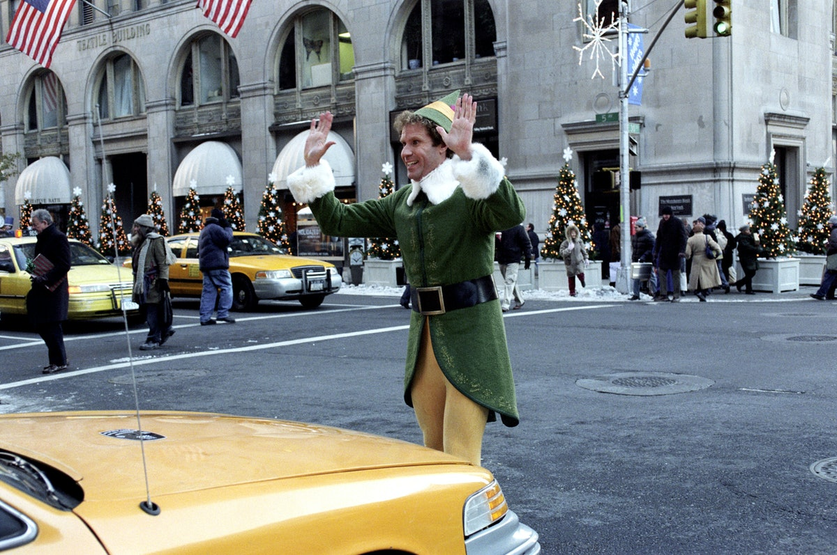 ELF, Will Ferrell, 2003, (c) New Line/courtesy Everett Collection