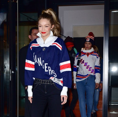 Celebrity Sightings in New York City - December 19, 2017