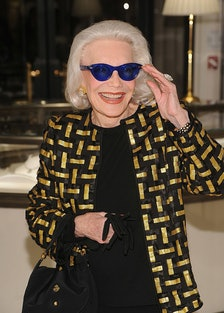 "Ralph Lauren Celebrates The Publication Of ""The World Of Gloria Vanderbilt"""