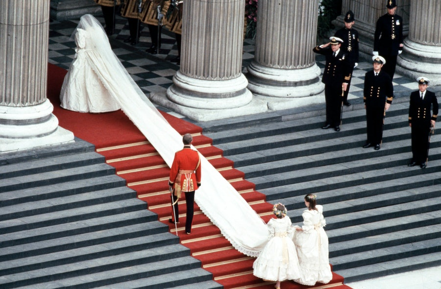 Royal Wedding, 1981, Prince Charles, Diana Princess of Wales