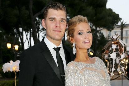 Paris Hilton Engaged to Chris Zylka