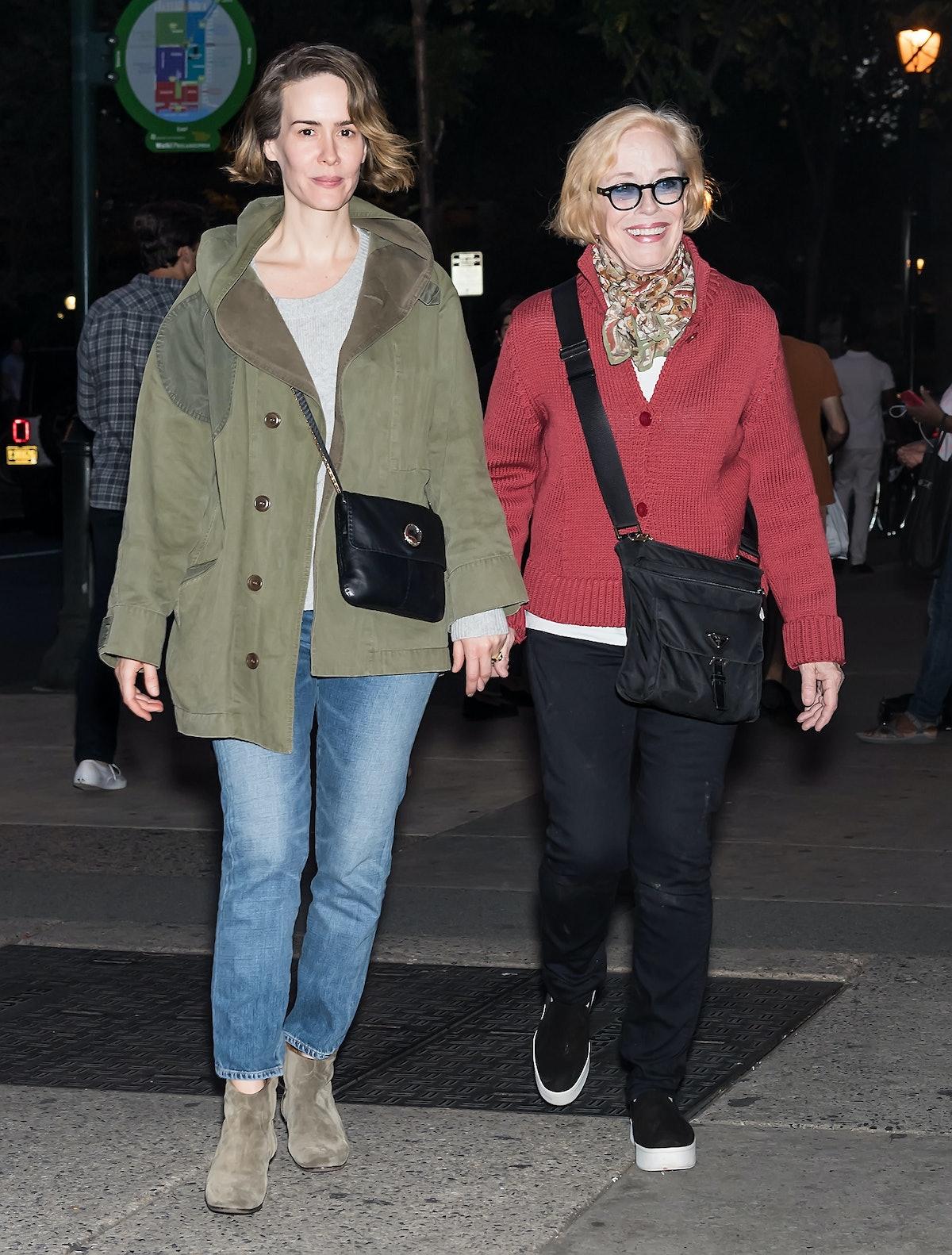 Celebrity Sightings in Philadelphia - October 21, 2017