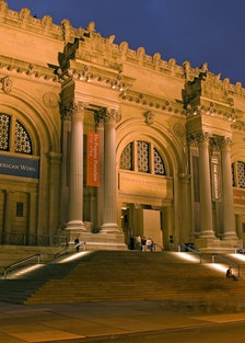 Metropolitan Museum of Art, 5th Avenue, NYC