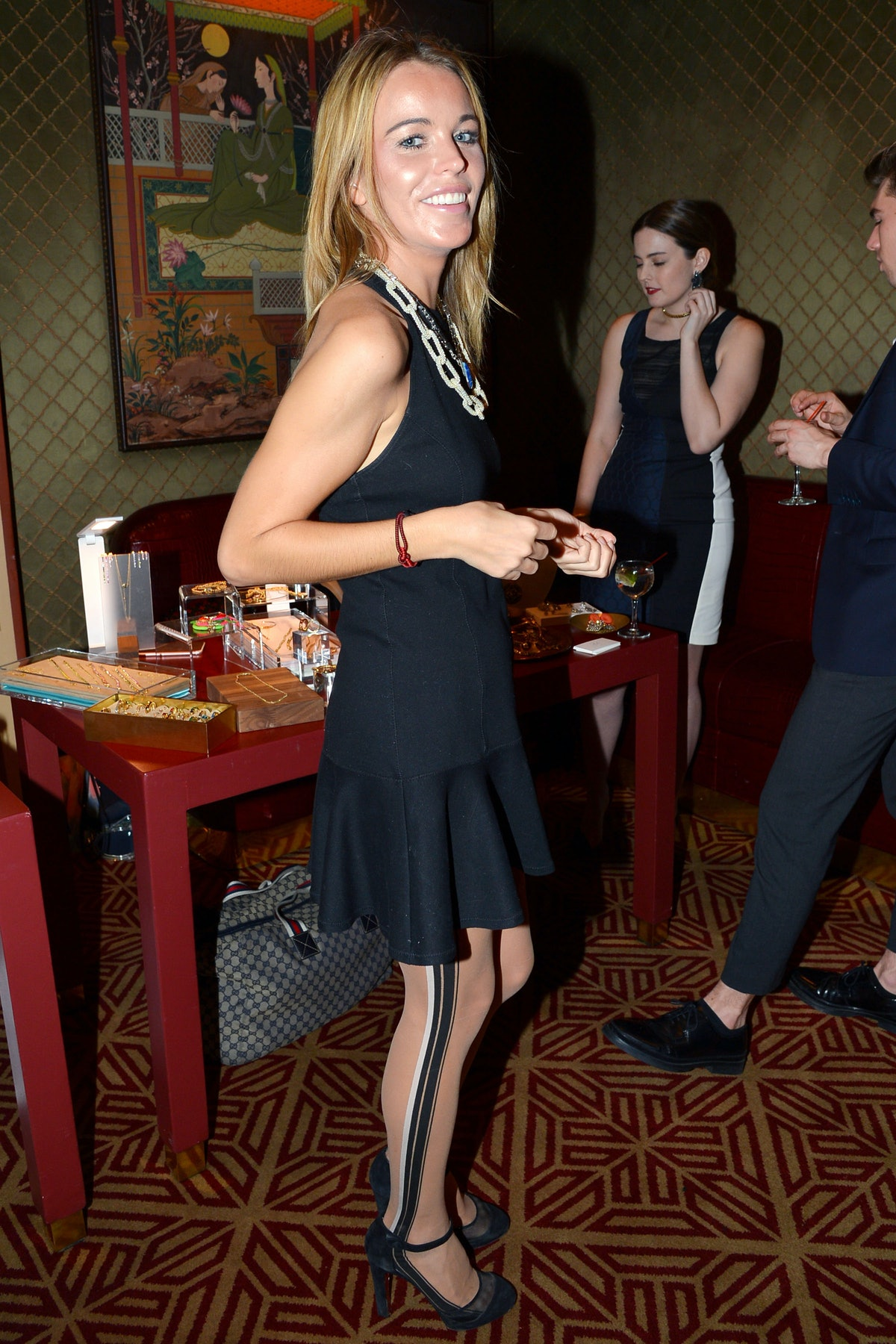 Anne and Jay McInerney Host Cocktails to Celebrate Amanda Hearst and Ethical Fashion Company MAISON-...
