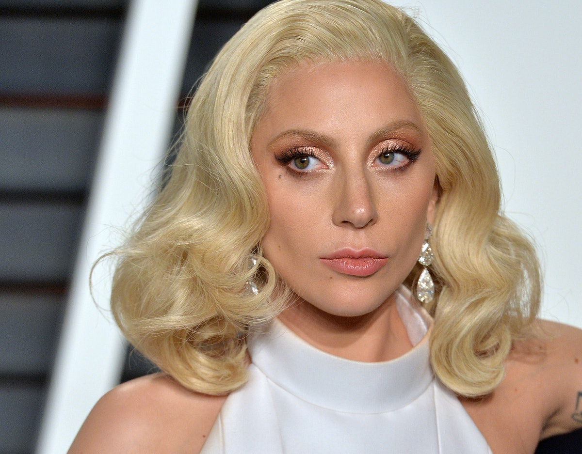 Lady Gaga Zip Lines Upside Down in Costa Rico