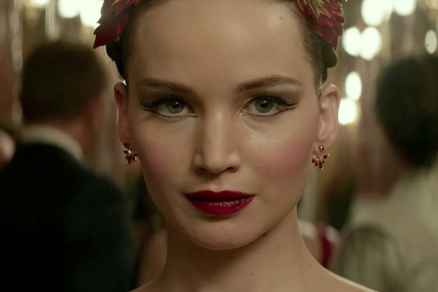 Jennifer Lawrence in 'Red Sparrow' Trailer