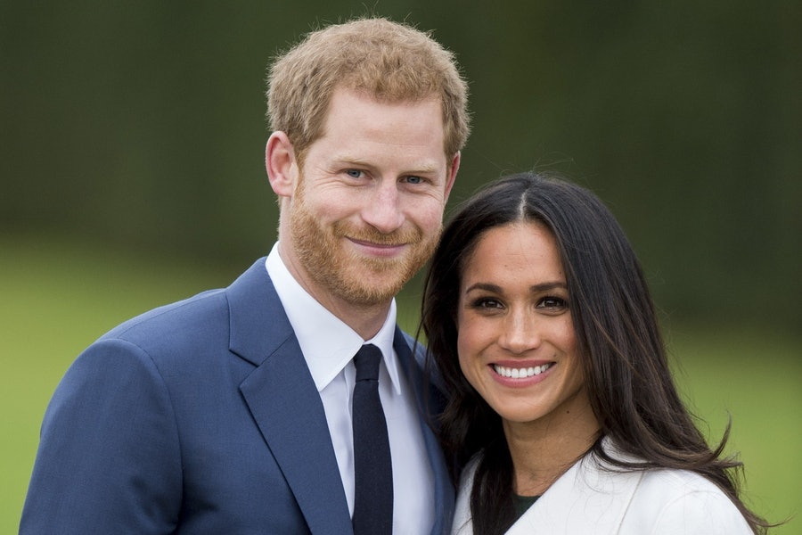 Meghan Markle's Father Comments on Royal Wedding
