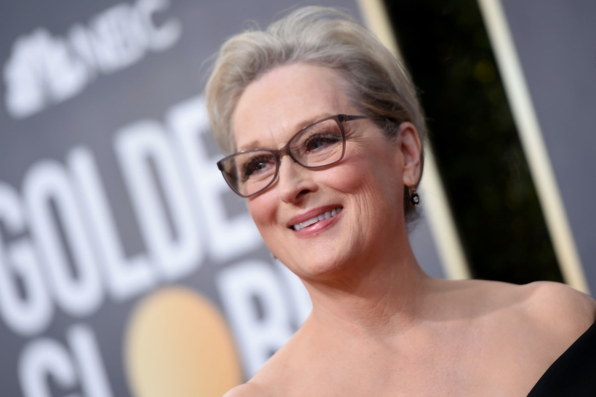Meryl Streep on Mariah Carey Golden Globes Incident: 'Bitch Stole My Seat!'
