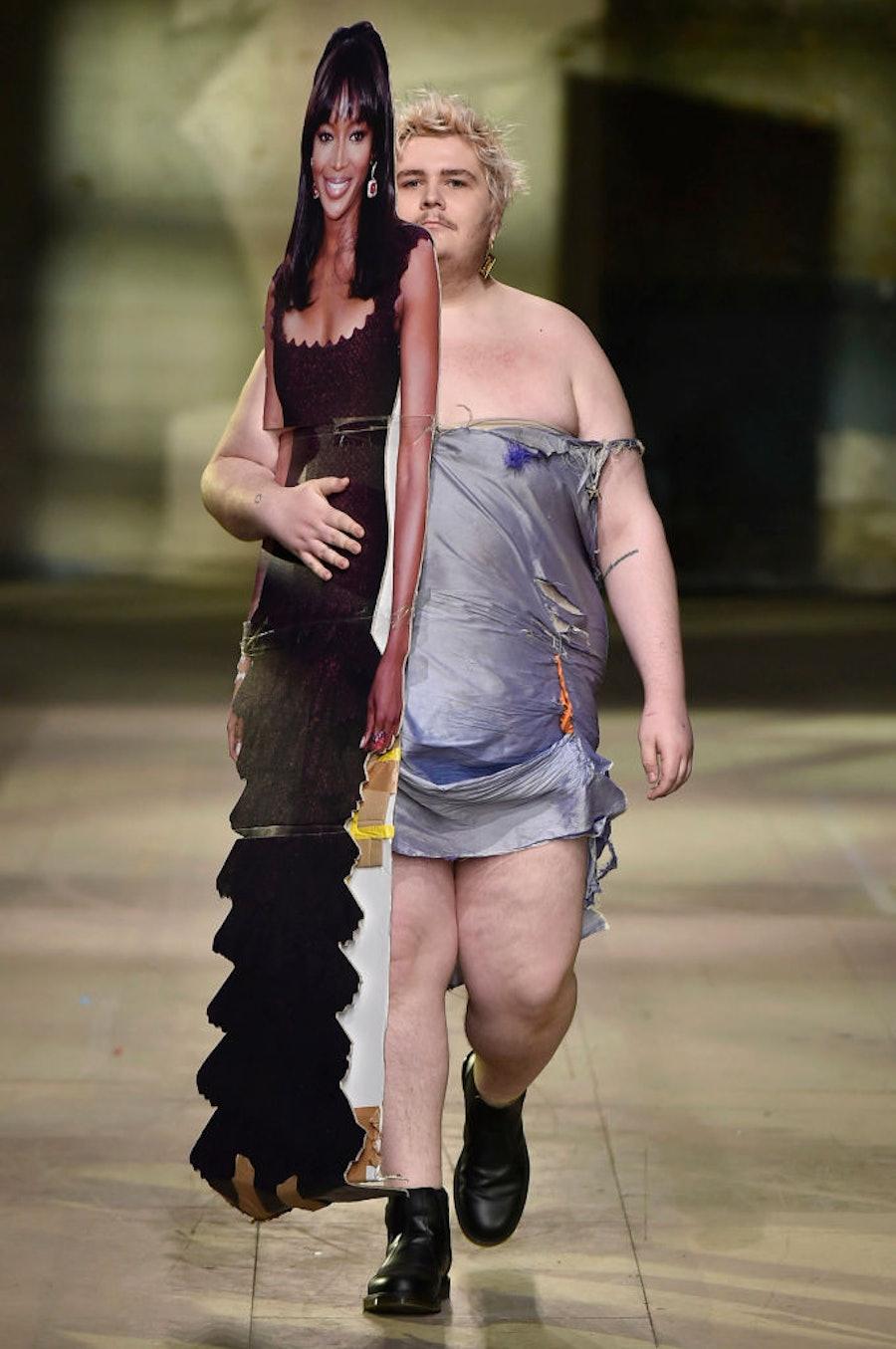Rottingdean Bazaar - Mens Fall 2018 Runway - London Menswear Fashion Week